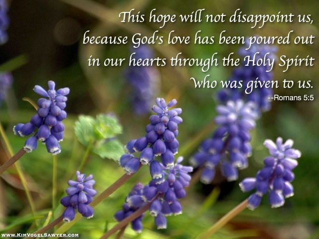 Never without hope