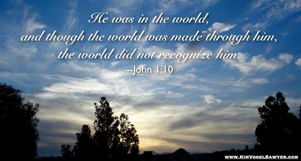 This world needs Jesus