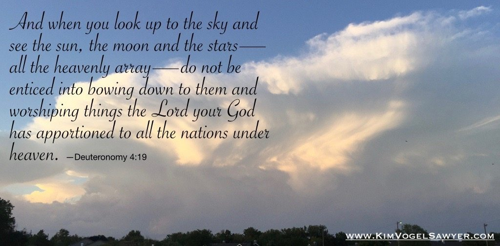 The maker of the sky