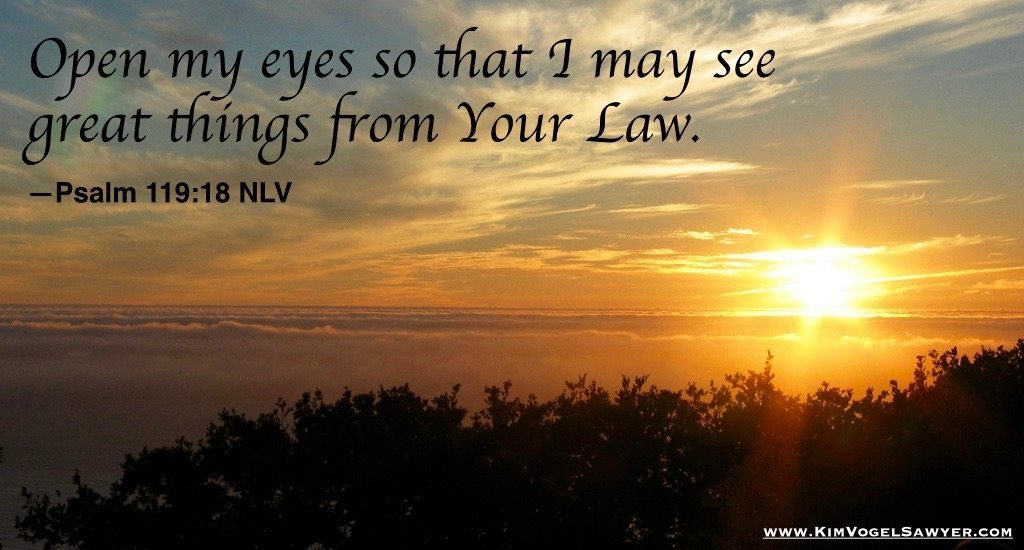 Hymn day: 'Open My Eyes, That I May See'