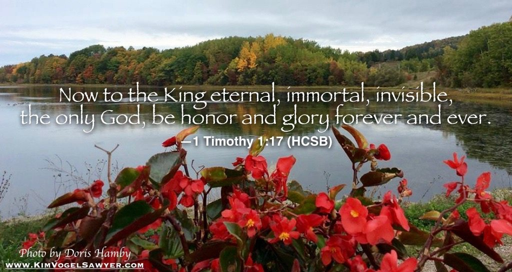 Hymn day: 'Immortal, Invisible, God Only Wise'