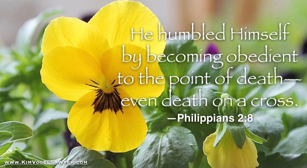 Humble obedience
