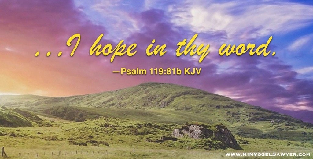 He is our hope