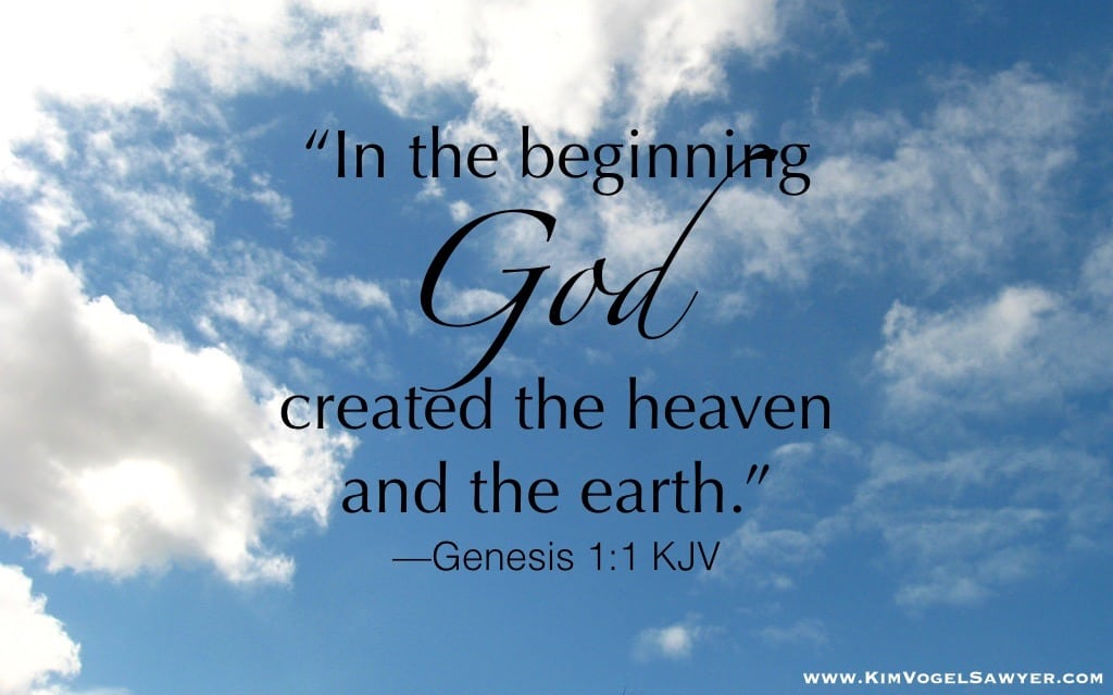 Our loving and purposeful Creator