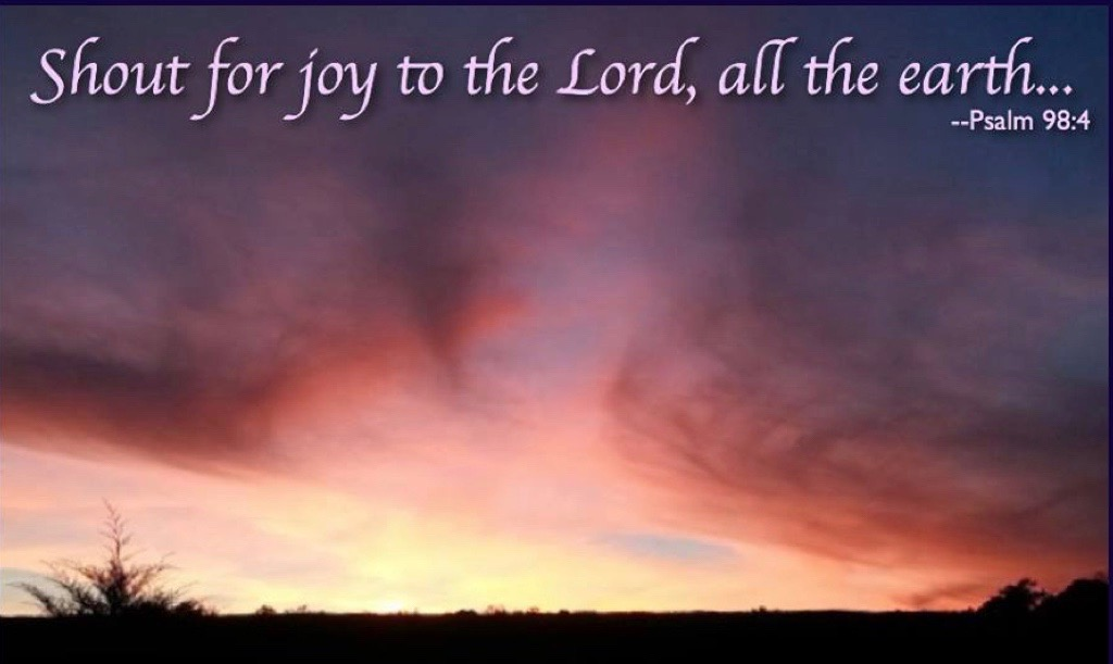 """""""Joy to the World! The Lord is Come!"""""""